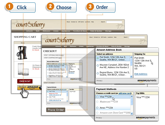 Inline Checkout
