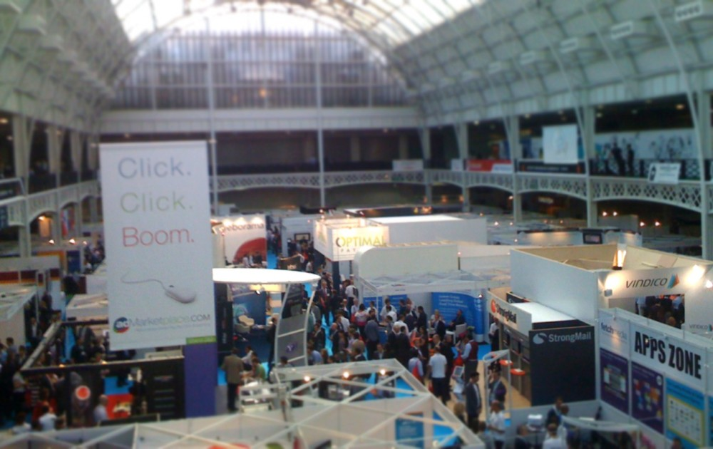 Getting Social at Ad:tech – the Online Marketing Exhibition