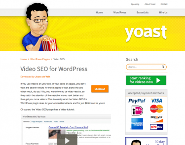 Video SEO for WordPress