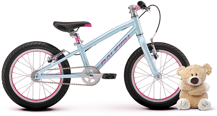 Raleigh Bikes project image.