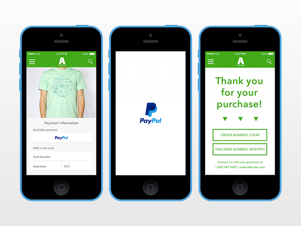 Boost your PayPal conversions by 30%