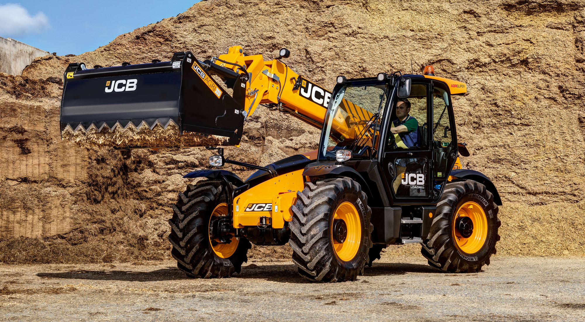 JCB Parts Magento 2 Website
