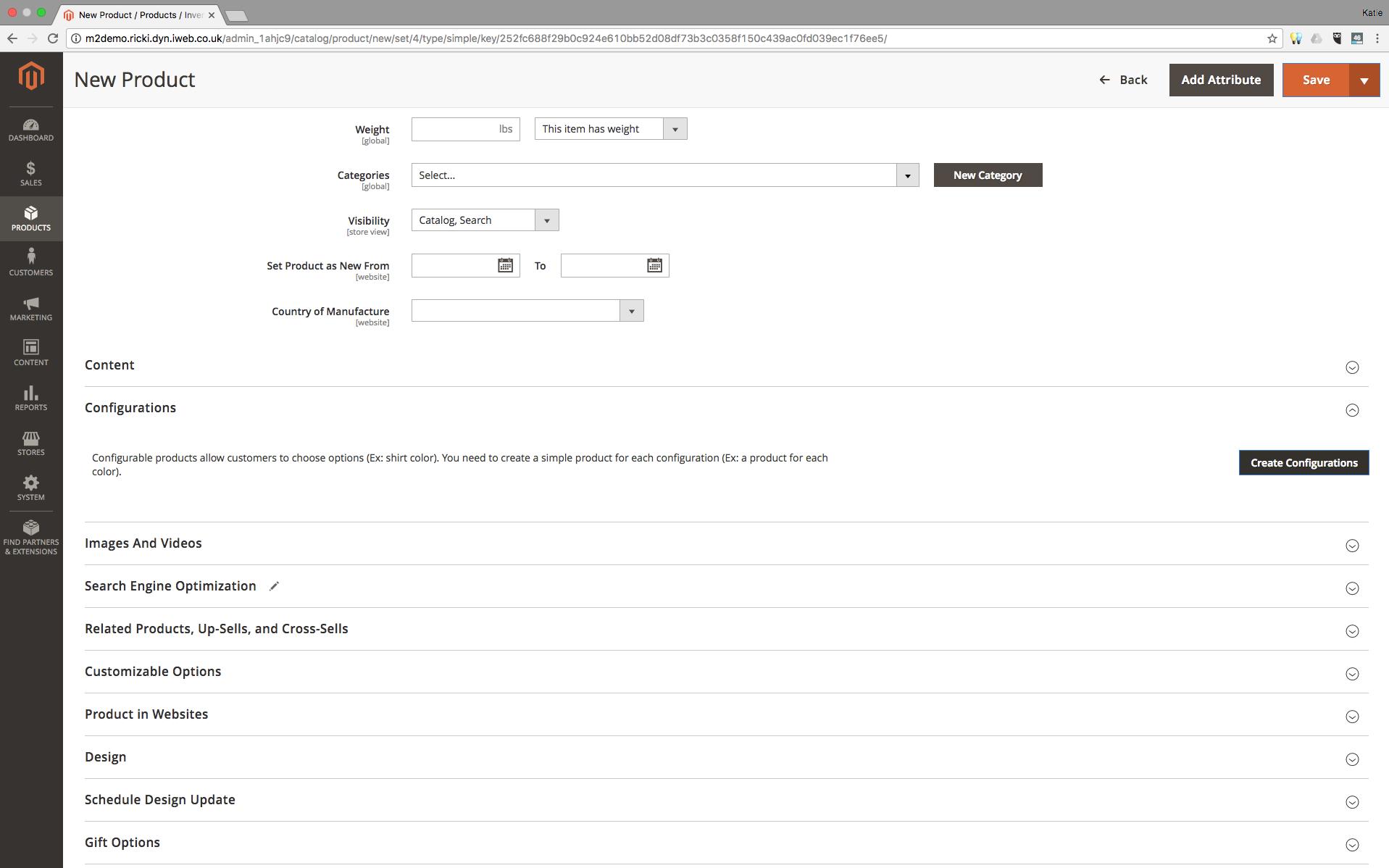 Magento 2 V Magento 1 | New Product | iWeb