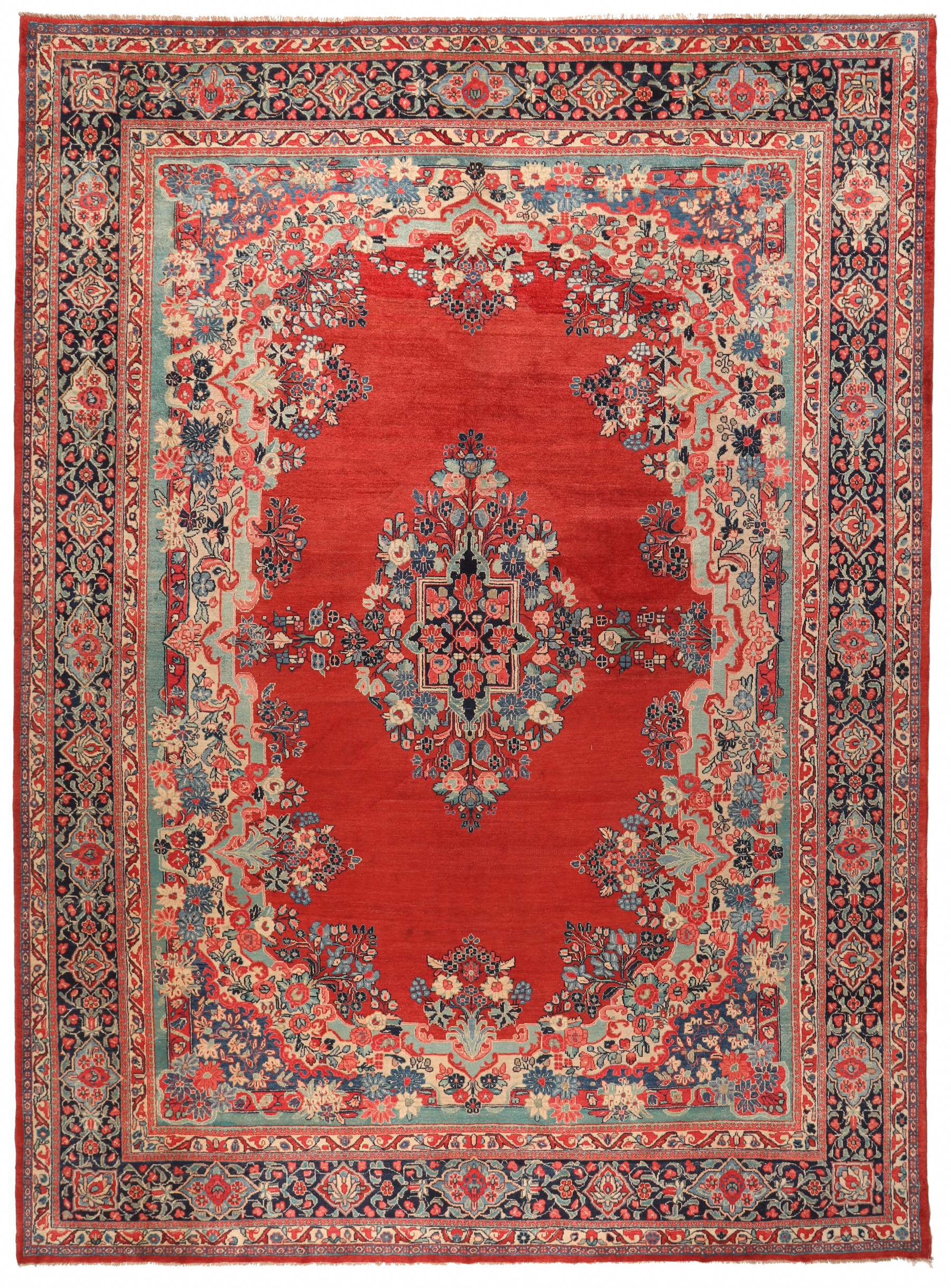Mahal Rug | Rugs of London