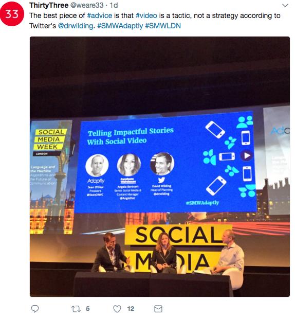 Social Media Week | Social Video | iWeb
