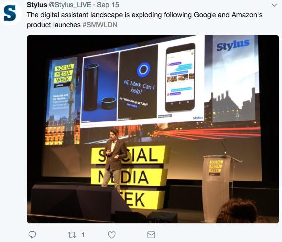 Social Media Week | Invisible Marketing | iWeb