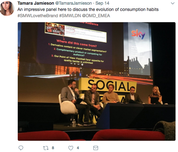 Social Media Week | Evolution Of Content Consumption | iWeb