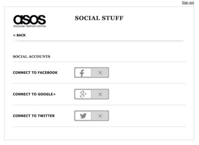 ASOS via BigCommerce | Personalised Marketing or Better Consumer Experience