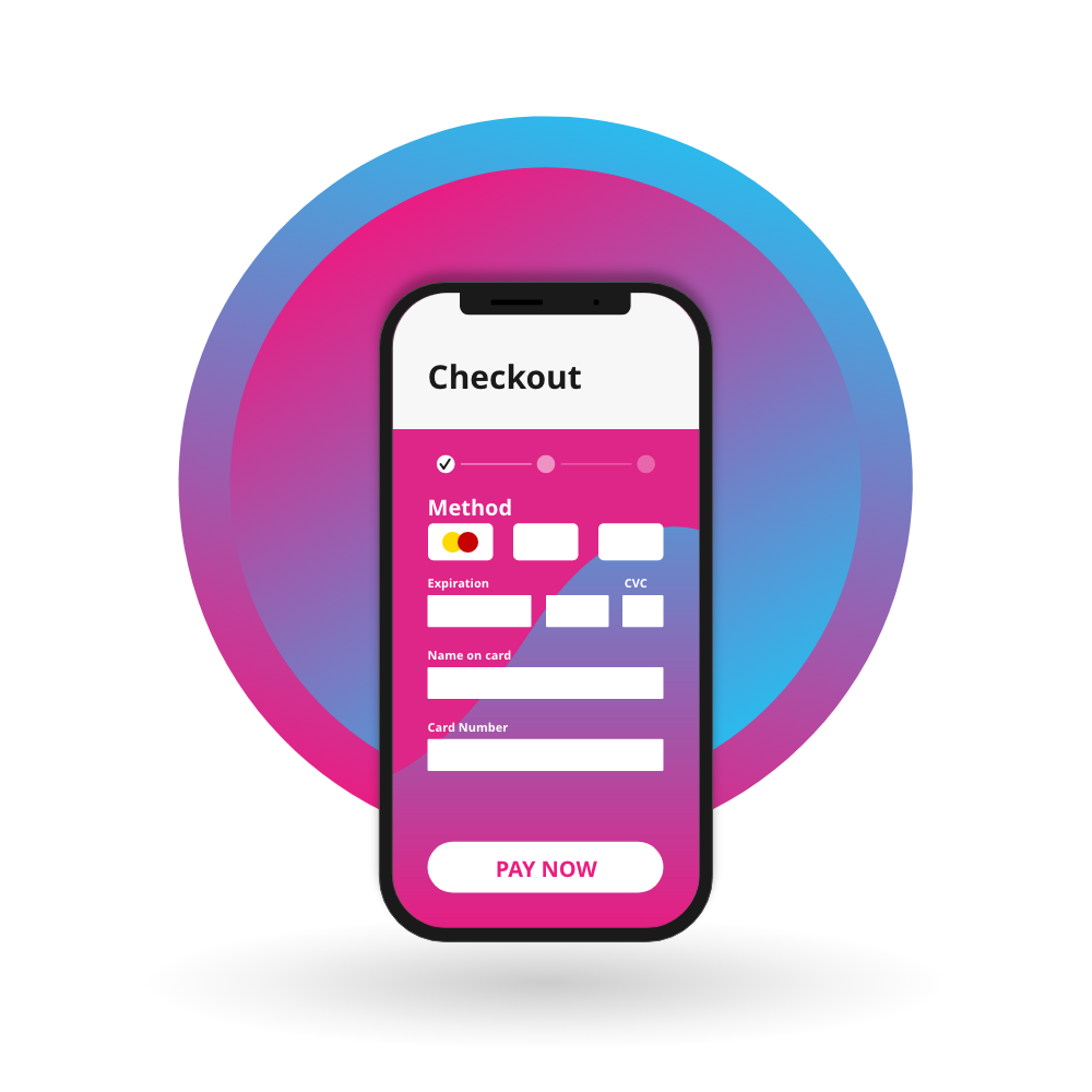 Mobile Checkout Experience