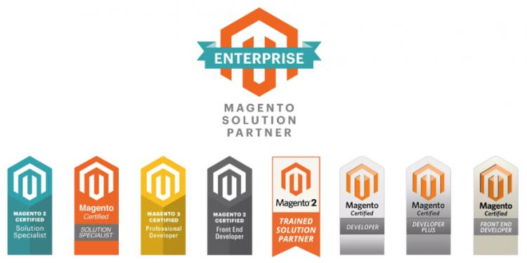 iWeb Magento Enterprise Partner Status | Magento Solution Partners