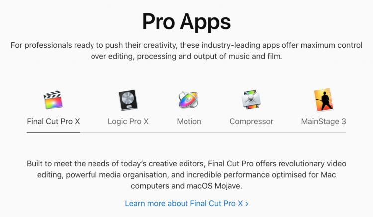 Pro Apps | iWeb