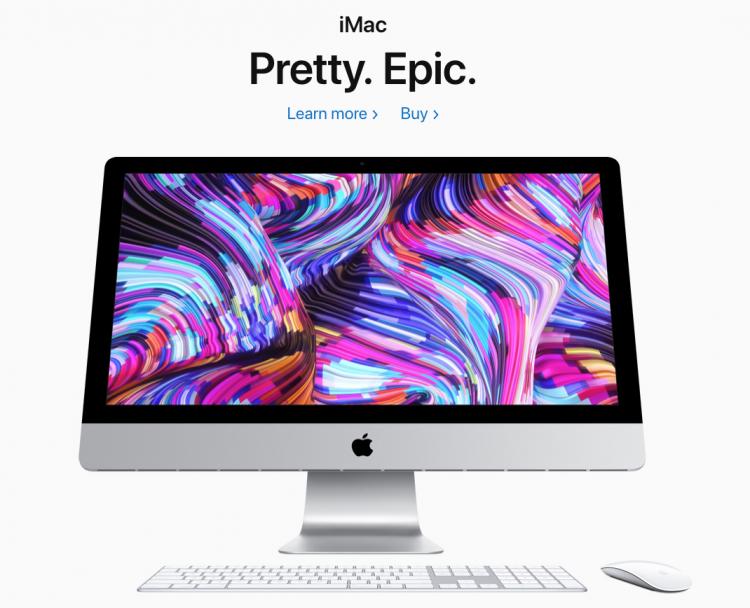 iMac | iWeb