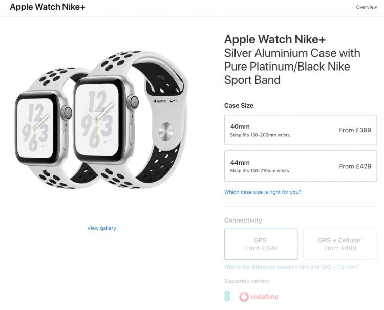 Apple Watch Nike+ | iWeb