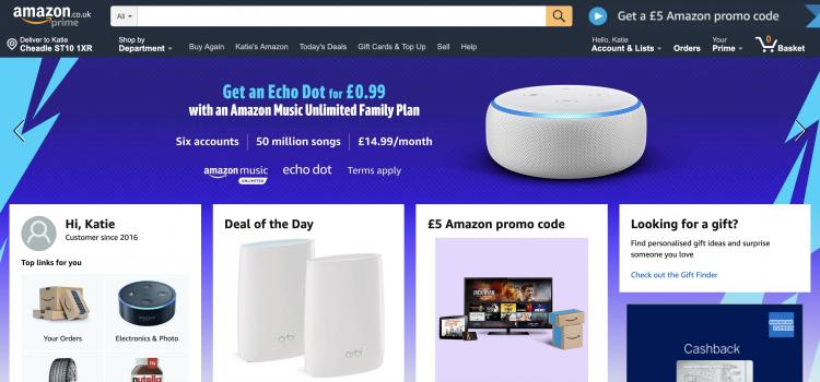 Amazon Site Search | eCommerce Site Search | iWeb