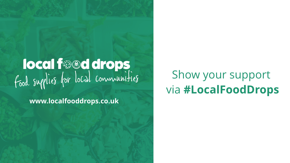 Local Food Drops | iWeb